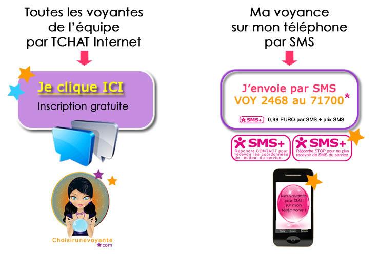 sms ou internetvoyanceviatelephone